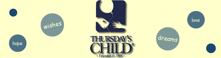 Image of Thursday's Child Logo